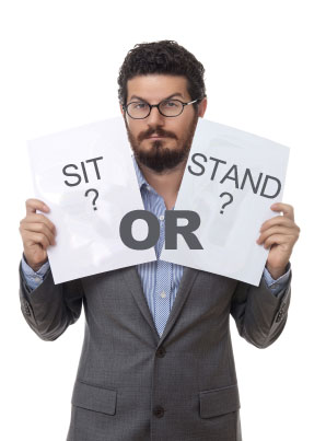Sit or Stand Xybix