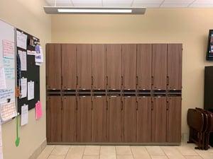 Xybix Storage Lockers