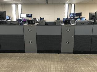 Xybix CPU/Computer Cabinet