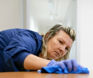 Keeping your Comm Center Clean